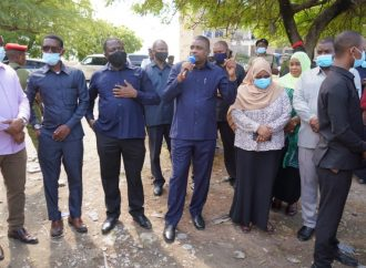 Mhe. Hemed Suleiman ameagiza Kutatuliwa kwa changamoto mbali mbali ndani ya Jiji la Zanzibar.